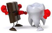 Tänder — Stockfoto
