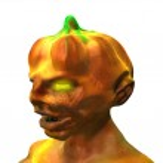 Halloween pumpkin — Stock Photo #4382749
