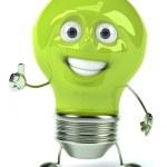 Lightbulb — Stock Photo