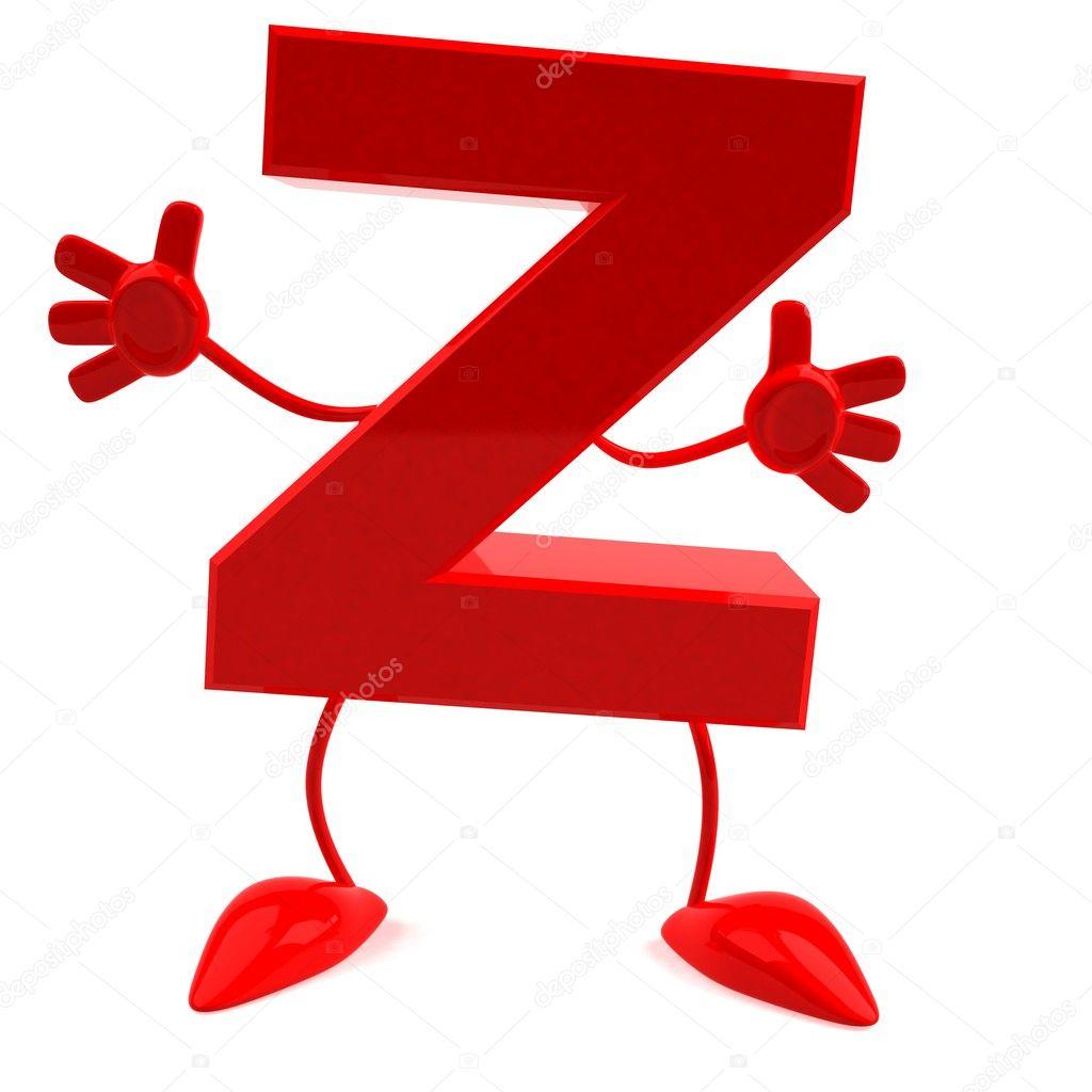 Z Alphabet Images Alphabet  abc 3d illustration