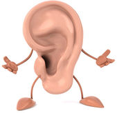 Ear — Stock Photo
