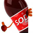 Soda — Stock Photo