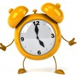 Alarm clock - Foto Stock