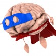 Stock Photo: Super brain