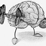 Strong brain — Stock Photo