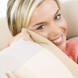 The pillow — Stock Photo #4701268