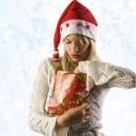 Lloking for christmas gift — Stock Photo #4701587