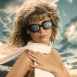 Royalty-Free Stock Photo: Sun glasses and fashion