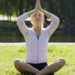 Meditation - Stock Photo