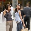 Shopping women — Stock Photo #4702945