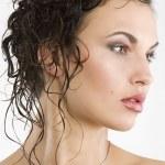 The beauty portrait — Stock Photo