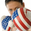 American punch — Stock Photo