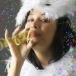 die Farbe des Karnevals — Stockfoto