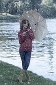 Rain — Stok fotoğraf