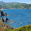 Near Banyuls sur Mer - Stock Photo