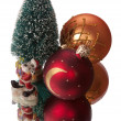 Christmas decorations — Stock Photo #4404289