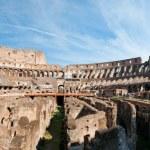 Colosseum panorama — Stock Photo #4510235