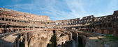 Colosseum panorama — Stock Photo