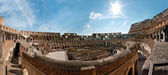 Colosseum panorama — Foto de Stock