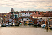 Bridge in Venice — Stock Photo