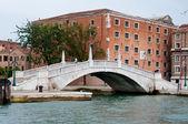 Bridge in Venice — Stock Photo