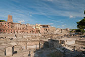 View at the Trajan Forum — Stock Photo