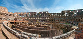 Coloseum panorama — Stock Photo