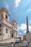 Church in Rome — Stockfoto