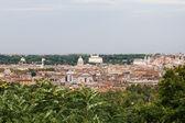 Vew v římě — Stock fotografie