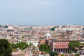 View at Rome — Stock Photo
