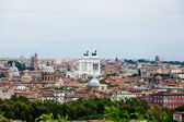 Rome view — Stock Photo