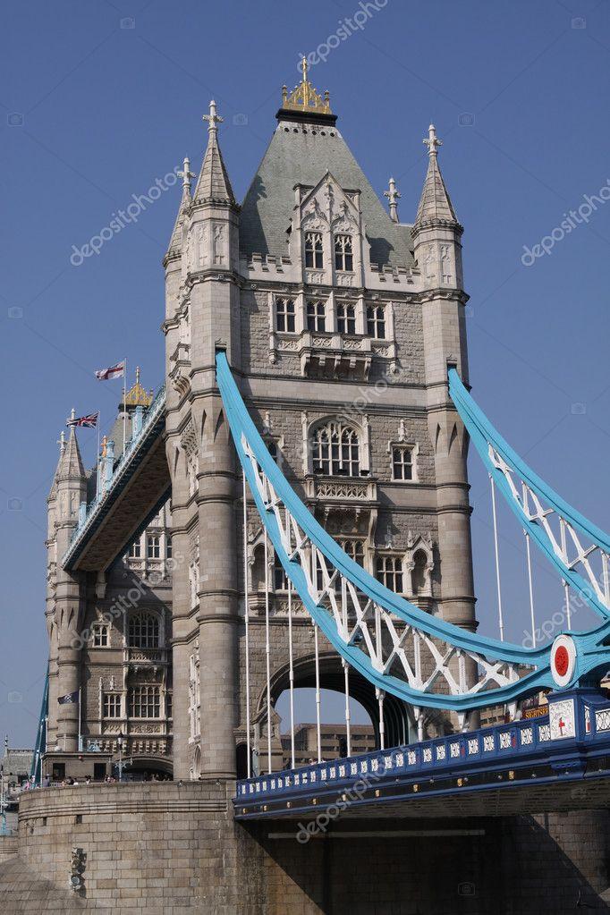 伦敦塔桥.伦敦 — 图库照片08benri185#4405585