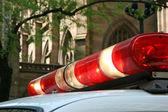 Emergency Light — Stock Photo