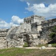 Stock Photo: Tulum-El Castillo
