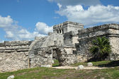Tulum-El Castillo — Stock Photo