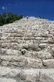 Coba пирамида — Стоковое фото