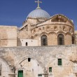 Church of Holy Sepulchre. Jerusalem — Stock Photo #4437784