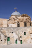 Church of the Holy Sepulchre. Jerusalem — Stock Photo