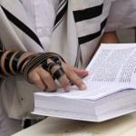 Jewish Prayer — Stock Photo #4441649