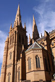 St. Mary's Cathedral in Sydney — Stock Photo
