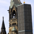 Royalty-Free Stock Photo: Kaiser Wilhelm Memorial Church