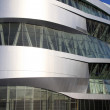 Modern Architecture - Mercedes-Benz Museum — Stock Photo #4491060