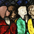 Stained Glass Window — Stock fotografie