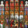 Stained Glass Window — Stock Photo #4491604