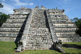 El Castillo — Stock Photo