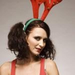 christmas dam — Stockfoto
