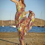 Goddess of the wind — Stock Photo #4832229