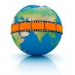 World Of Video — Stock Photo #4662059