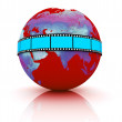 World Of Video — Stock Photo #4662073