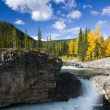 Elbow falls — Stock Photo